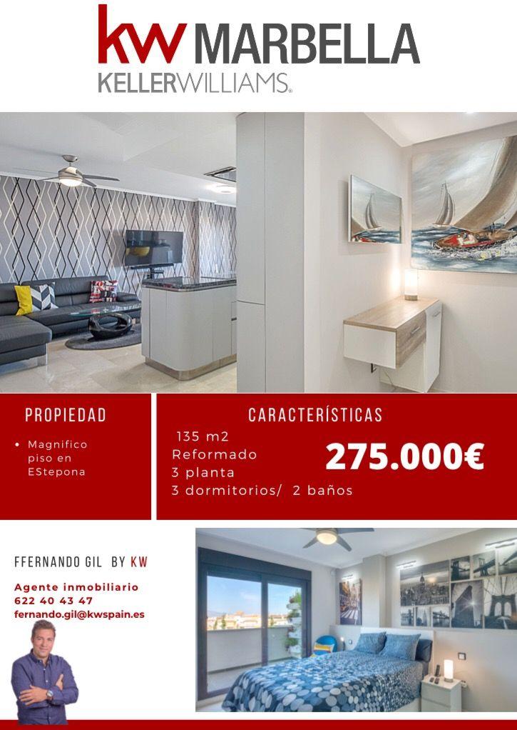 Piso en venta (Urbanización Puerto de Estepona, Málaga)