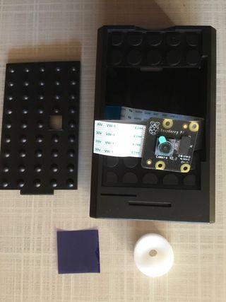 Cámara Raspberry Pi Noir v2.1 8MPX 1080p 175º