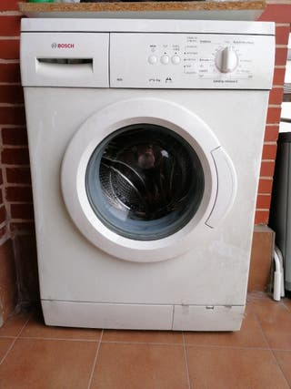 lavadora bosch 6 kg