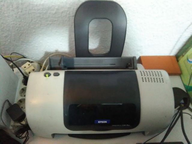 Impresoras Epson Stylus SX130 y C44Plus