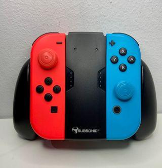 Mando Nintendo Switch Joycons ORIGINALES