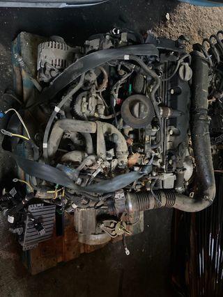 Motor 2.0 hdi peugeot