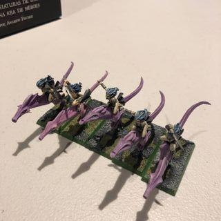 Warhammer Fantasía Caballería Diablillas de Slaane