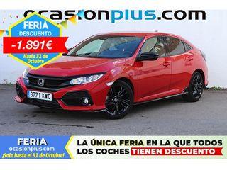 Honda Civic 1.0 I-VTEC Turbo CVT Dynamic 93 kW (126 CV)