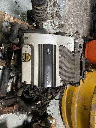 Motor opel calibra v6