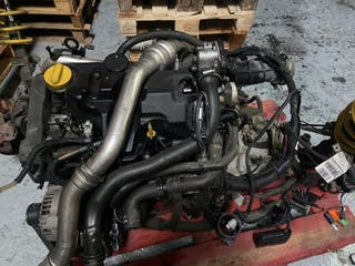 Motor completo clio 3