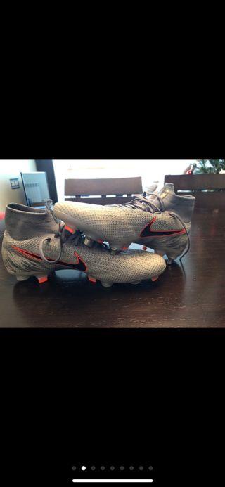 Dos pares de botas Fútbol Sin estrenar