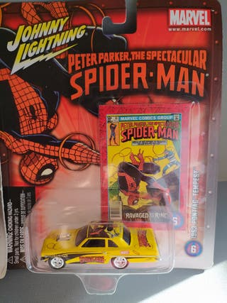 Pontiac Tempest 1963 Spiderman