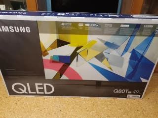 TV Samsung qled 49 Nuevo!!!