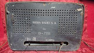 ANTIGUA RADIO IBERIA