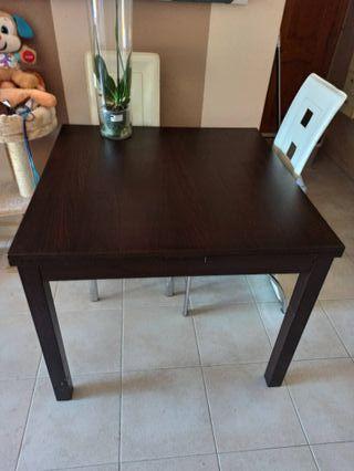 Mesa comedor extensible IKEA BJURSTA