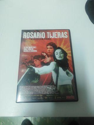 rosario tijeras dvd