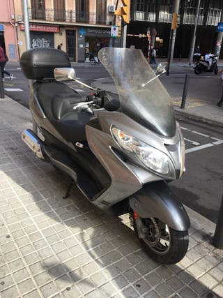 Suzuki burgman 400 i