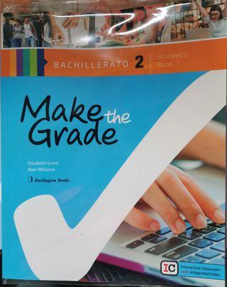 Libro de texto Make the Grade 2 con workbook nuev.