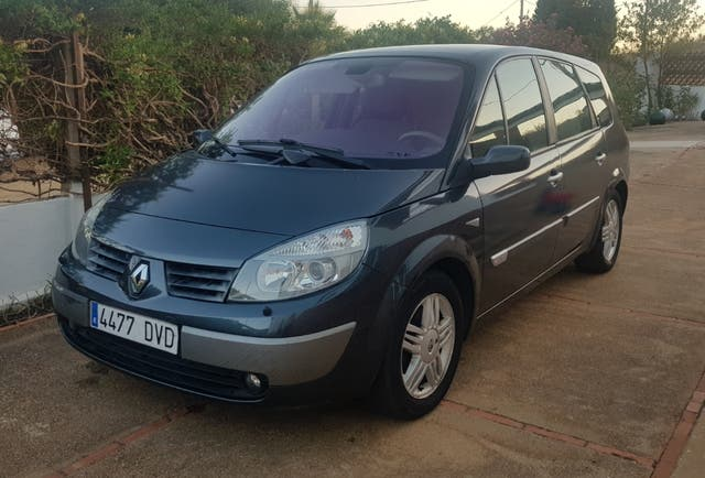 Renault scenic scenic 2005
