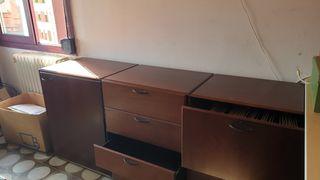 Muebles Despacho-Oficina 3 modulos