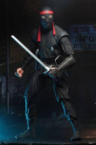 Foot Soldier Figura 1/4 TMNT Tortugas Ninja NECA