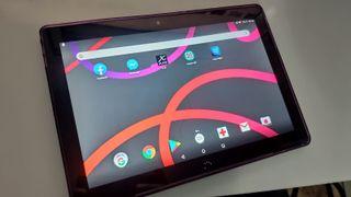Tablet BQ M10 como nueva