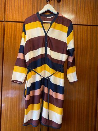 Vestido camisero marca Fransa talla M