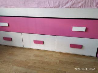 cama. mueble compacto 2 camas
