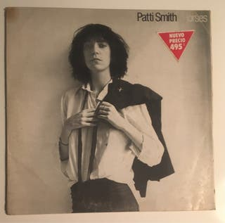 PATTI SMITH : Horses Disco Vinilo LP