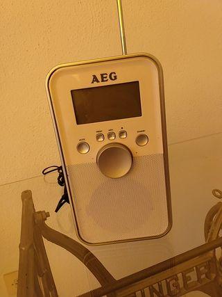 Radio AEG