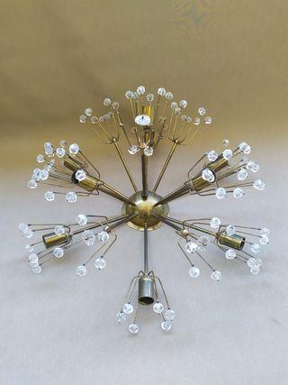 Lámpara vintage Sputnik