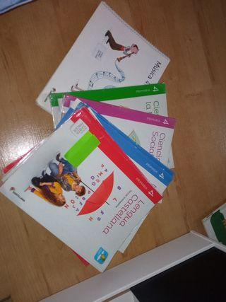 libros cuarto primaria santillana