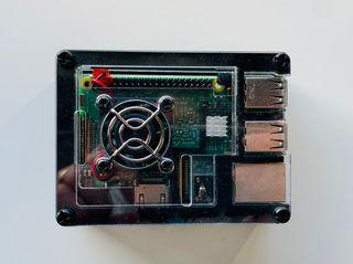 Raspberry pi 3b + extras (leer descripción)