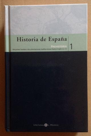 HISTORIA DE ESPAÑA 1. PREHISTORIA - AUSTRAL