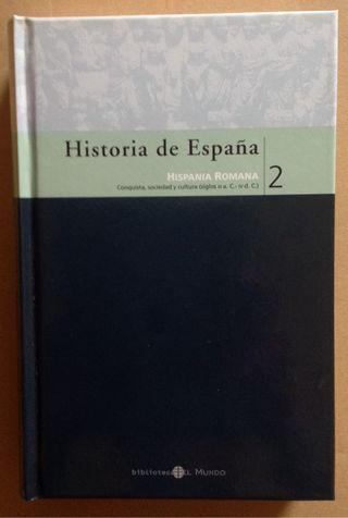HISTORIA DE ESPAÑA 2. HISPANIA ROMANA - AUSTRAL
