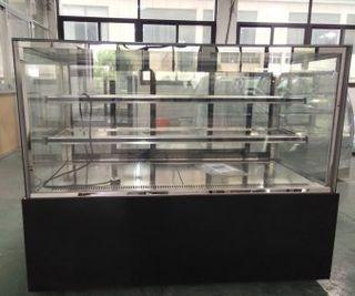vitrina refrigerada expositor pasteleria nueva