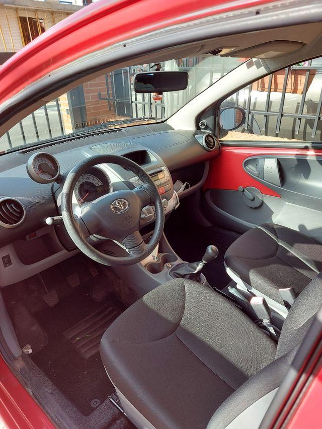 Toyota Aygo 2006