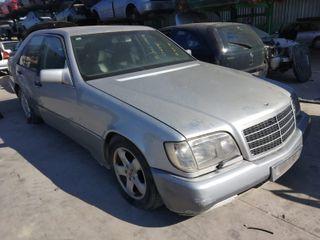 Mercedes Clase S W140 3.5D 1993 C-2011