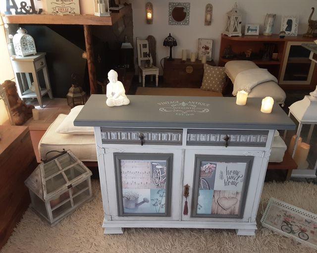 Mueble Antiguo Recuperado y restaurado