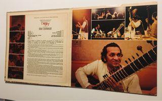 RAVI SHANKAR: Charly Disco Vinilo LP