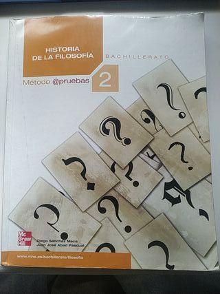 Libro Historia de la Filosofía 2