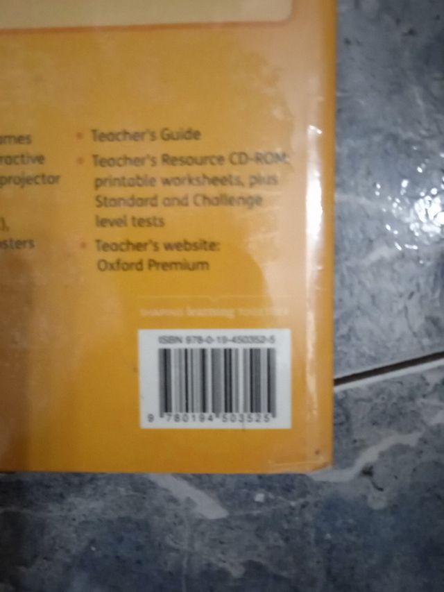 libro de inglés.4 primaria