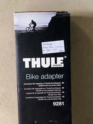 Thule bike adapter.