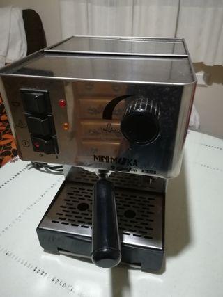 máquina de café exprés