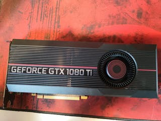 Geforce GTX 1080 Ti 11GB DDR5X EDIC. LIM EXCLUS HP