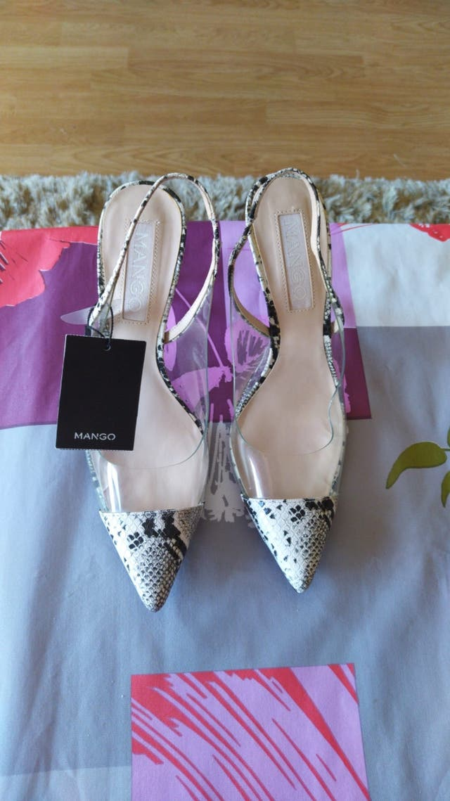 zapatos mango nuevos