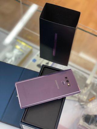 Samsung galaxy note 9 128gb Lila