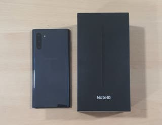 Galaxy Note10 256GB negro