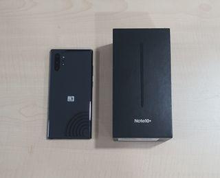 Galaxy Note10+ 512GB black