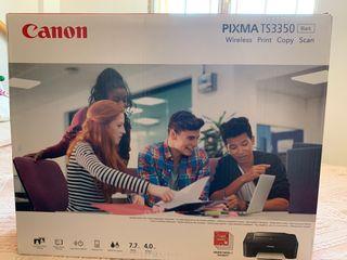 Impresora CANON PIXMA TS3350