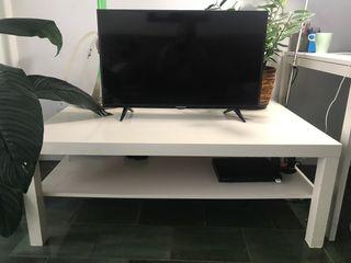 Mesa grande 120cm para tv o salon