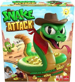Goliath Snake Attack Juego de Mesa para niños