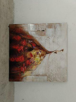 cuadros bailarinas acrilico