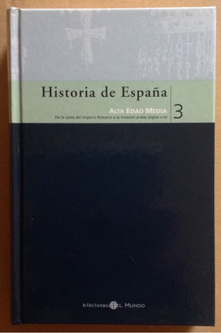 HISTORIA DE ESPAÑA 3. ALTA EDAD MEDIA - AUSTRAL
